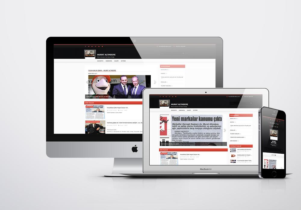 Murat Alındere Kişisel Blog Sitesi